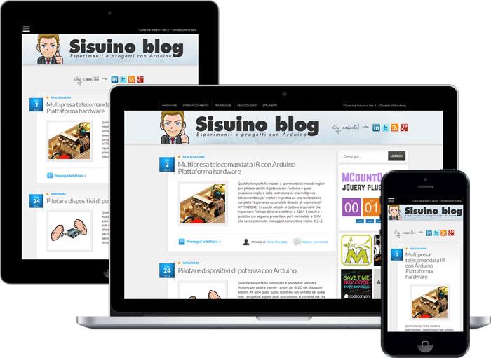 Sisuino blog sviluppa alltuts responsive