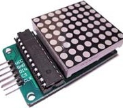 matrice led 8x8